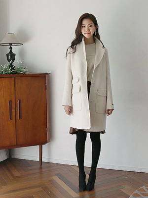 Erin Hand Made Coat (40% OFF)