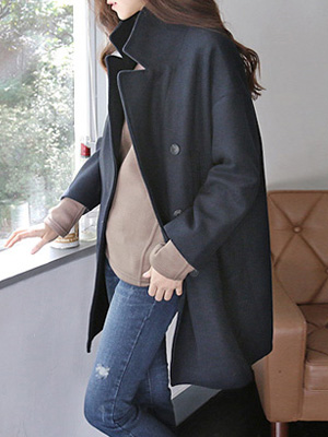 Lenny double Coat (20% OFF)
