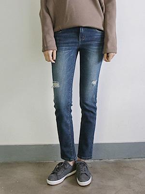 Demi Straight Pants (30% OFF)