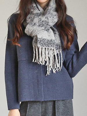 Snow Ying shawl