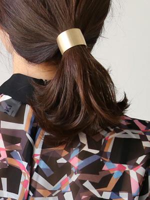 Ringling hair strap