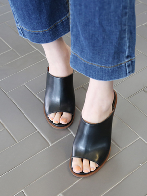 High Slippers (11cm) (30% OFF)