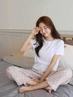 Bebe Flower Pajamas