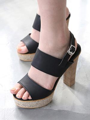 Espudu Strap Sandals (12.5cm) (30% OFF)