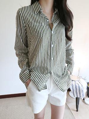 Sunny Stripe Shirt