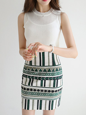 Pants Sleeveless Knit (20% OFF)