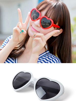 heart 뿅뿅 sunglasses (40% OFF)