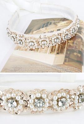 Victoria Beads hairband