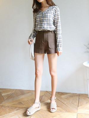 Beaton Pocket Shorts