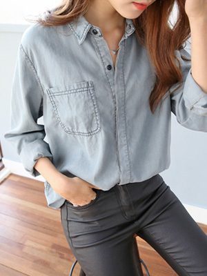 Danish Denim Shirt