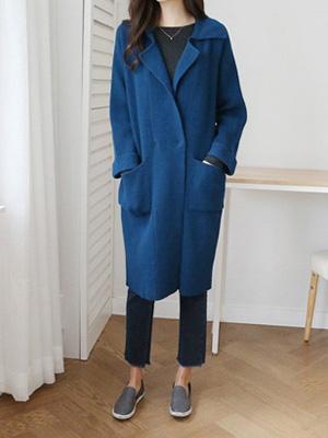 All Knit Coat (20% OFF)