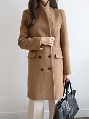 Double Treatment Coat (Free, M)