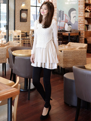 Melia Knit (40% OFF)