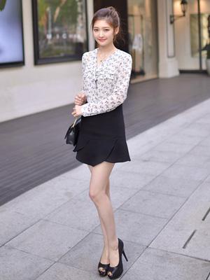 Petal Flare Skirt (20% OFF)