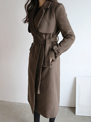 Thames Long Coat