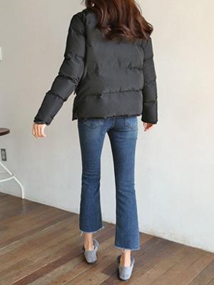 Zijen Denim Boot cut Pants (S, M, L) (20% OFF)