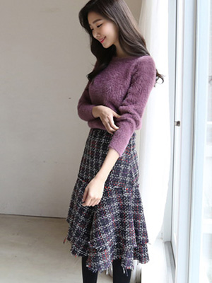 Collect Fur Knit (20% OFF)