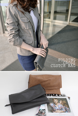 Folding Cross Bag (30% OFF)