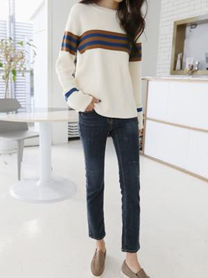 Verden Straight Pants (S, M, L) (20% OFF)