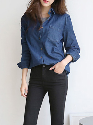 Lutz greater Denim Shirt