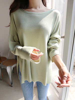 Green Raund neck T-shirt (20% OFF)