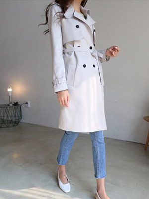 El Clos Trench Coat