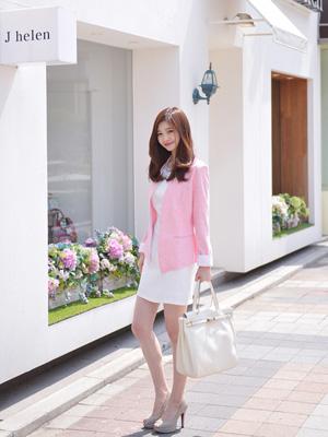 simple Linen Jacket (20% OFF)