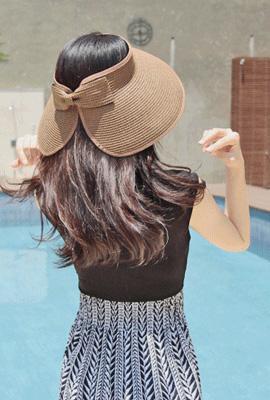 Doldolyi bowknot Hat