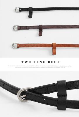 Two line Belt