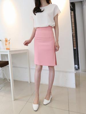 Old Slit Skirt (30% OFF)