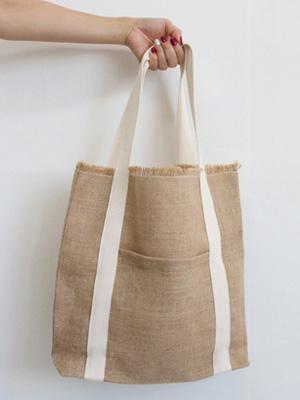 Garam Linen Eco Bag