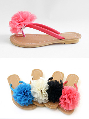 ★ ★ block as a new product Ming flip-flop (20% OFF) / 235 mm