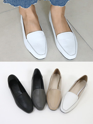 Toys Leather Loafers (2cm)