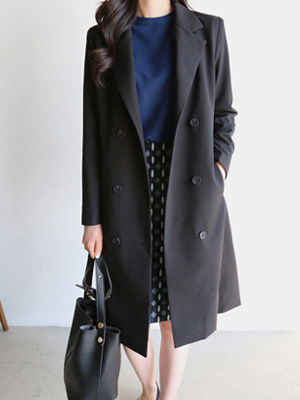 Business Long Jacket