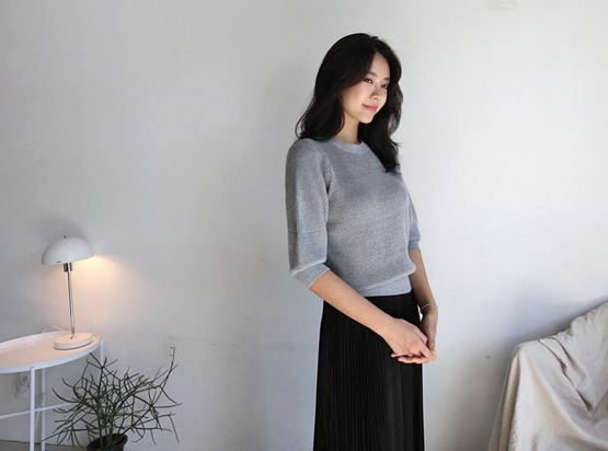 Board Lin Puff Knit (30% OFF)