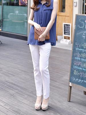 Della Linen Pants (30% OFF)