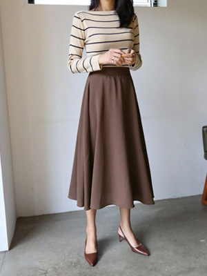 Flare Skirt (30% OFF)