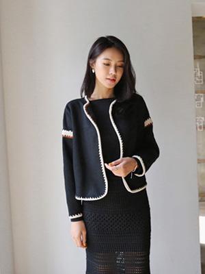 Embroidery Jacket Jacket (20% OFF)