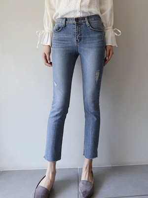 Two Straight Pants (S, M, L)