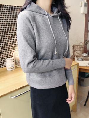 Neon Hood Knit
