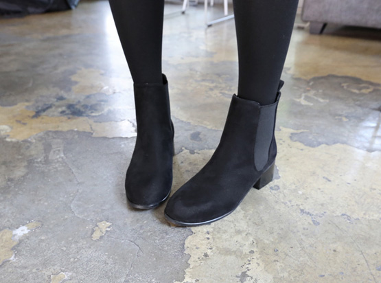 Bellowing Chelsea Boots (4.5cm)