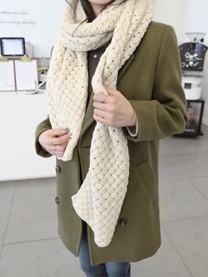 Torator Knitting Shawl