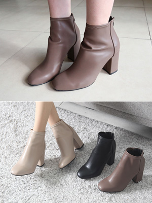 Salle Ankle Boots (9cm)