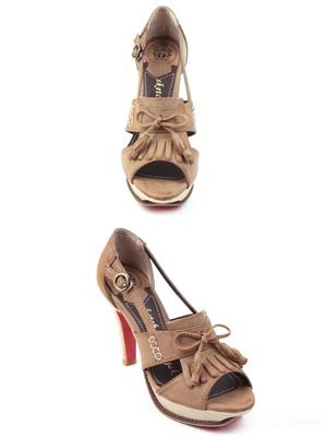 Evita Sandals (10cm) (30% OFF)