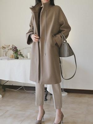 Kokoi Zipper Coat
