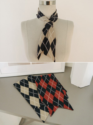 Yun Argyle scarf