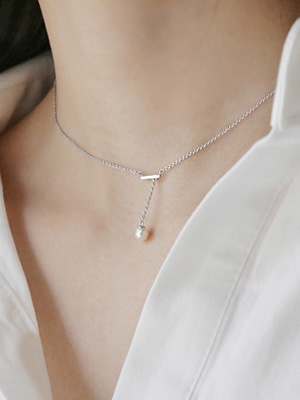 Rom pearl necklace