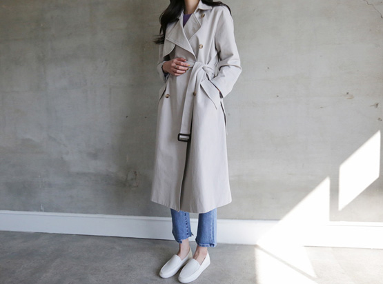 Obe Trench Coat