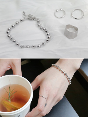 Boulder Jewelry Set