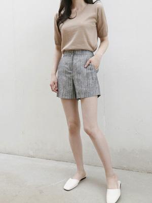 Resting Linen Shorts